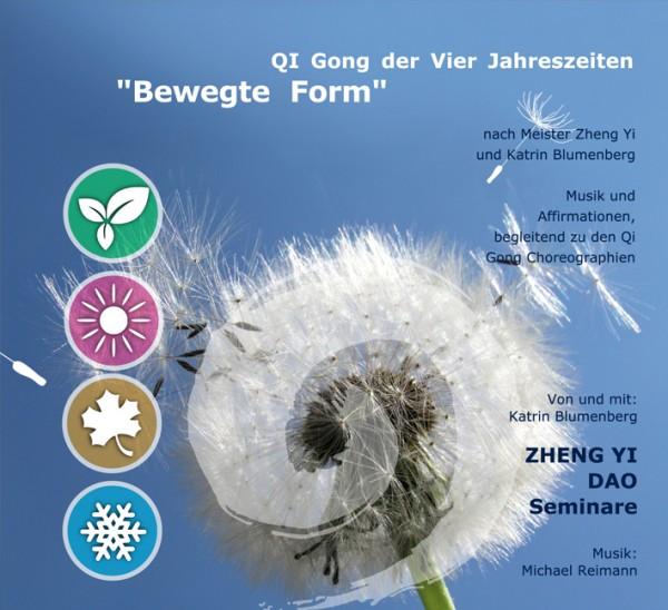 CD Bewegte Form - Text+Musik