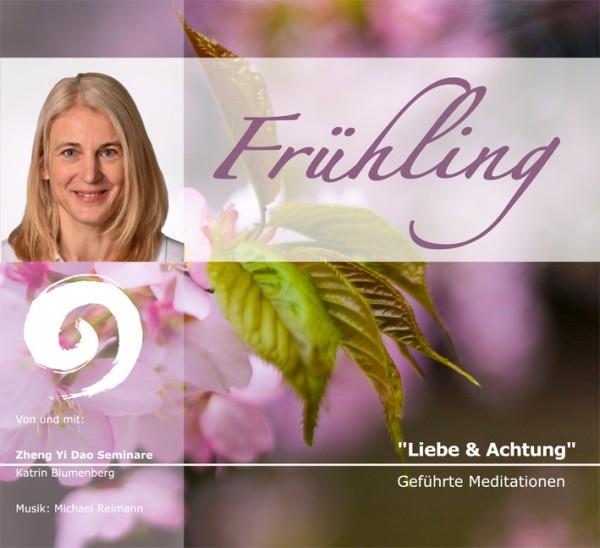 CD Meditation Frühling