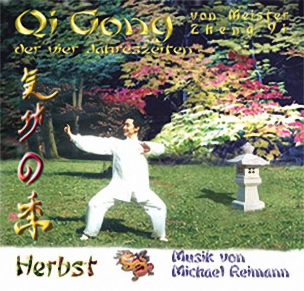 Qi Gong der Vier Jahreszeiten Musik CD Herbst