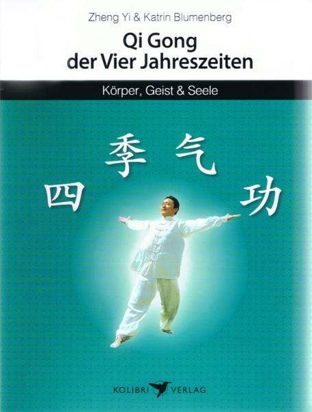 Buch Qi Gong der Vier Jahreszeiten