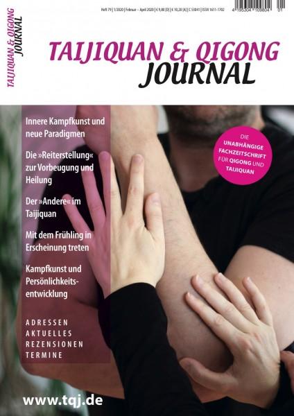 Zeitschrift: TQ Journal, Frühling