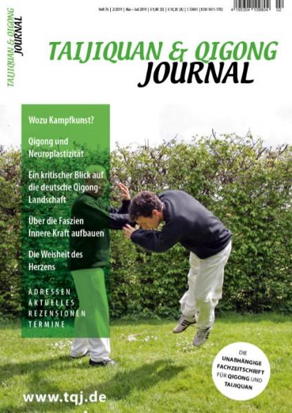 Zeitschrift: TQ Journal, Sommer
