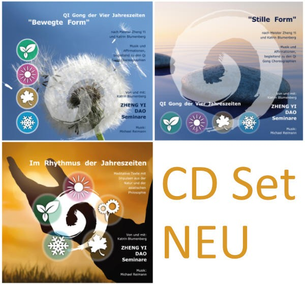 CD Set | Formen, 3 CDs