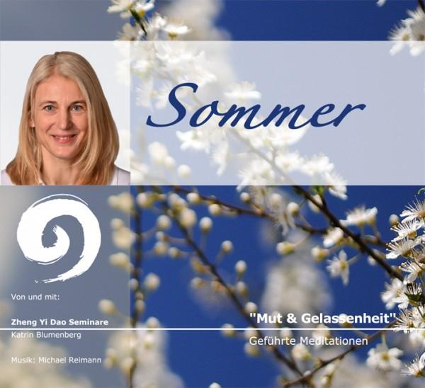 CD Meditation Sommer